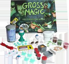 gross magic 1st