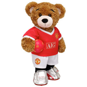 build a bear football fan
