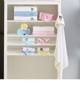 Aldi Baby and Toddler HOODED BABY TOWEL