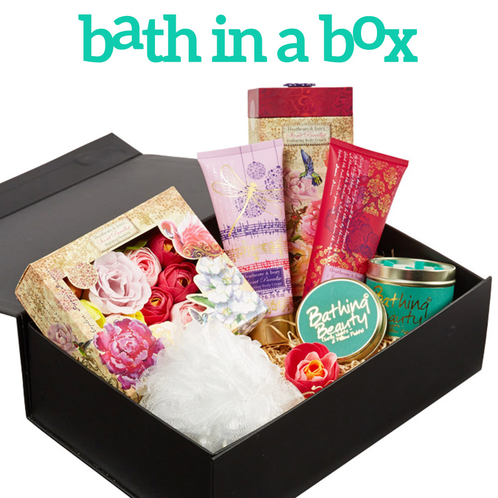 Moonpig Bath in a box