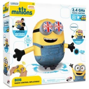 Radio control inflatable minion