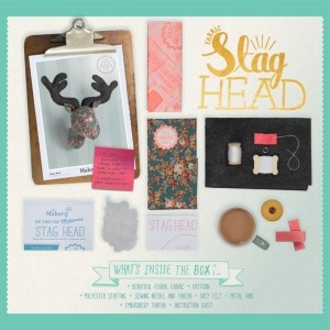 Stags Head Kit