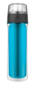 thermos double wall hydration bottle