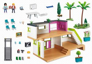 Playmobil Modern Luxury Mansion