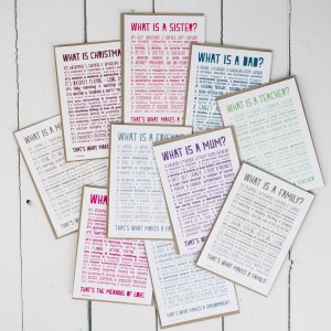 Bespoke Verse - What is Poetry Prints