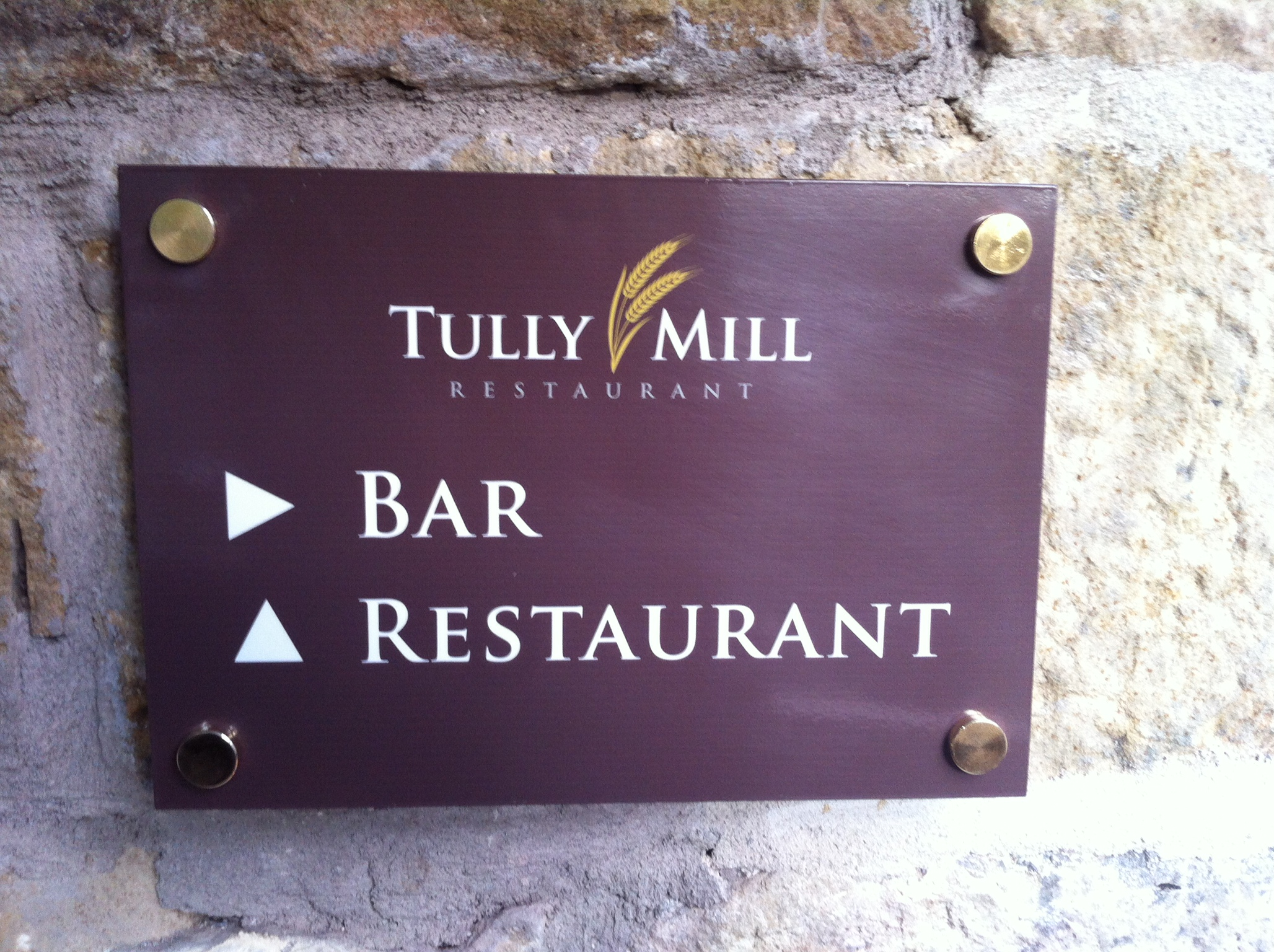 Tully Mill Restaurant