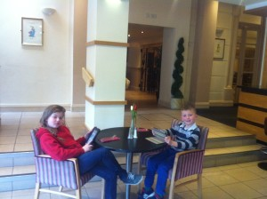 Wellington park Hotel Belfast
