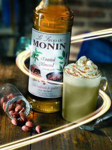 Monin Toasted Almond Syrup