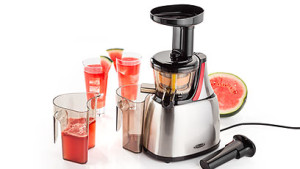 Difference Between Slow Juicer And Cold Press : Stellar Slow Juicer - Pampered Presents