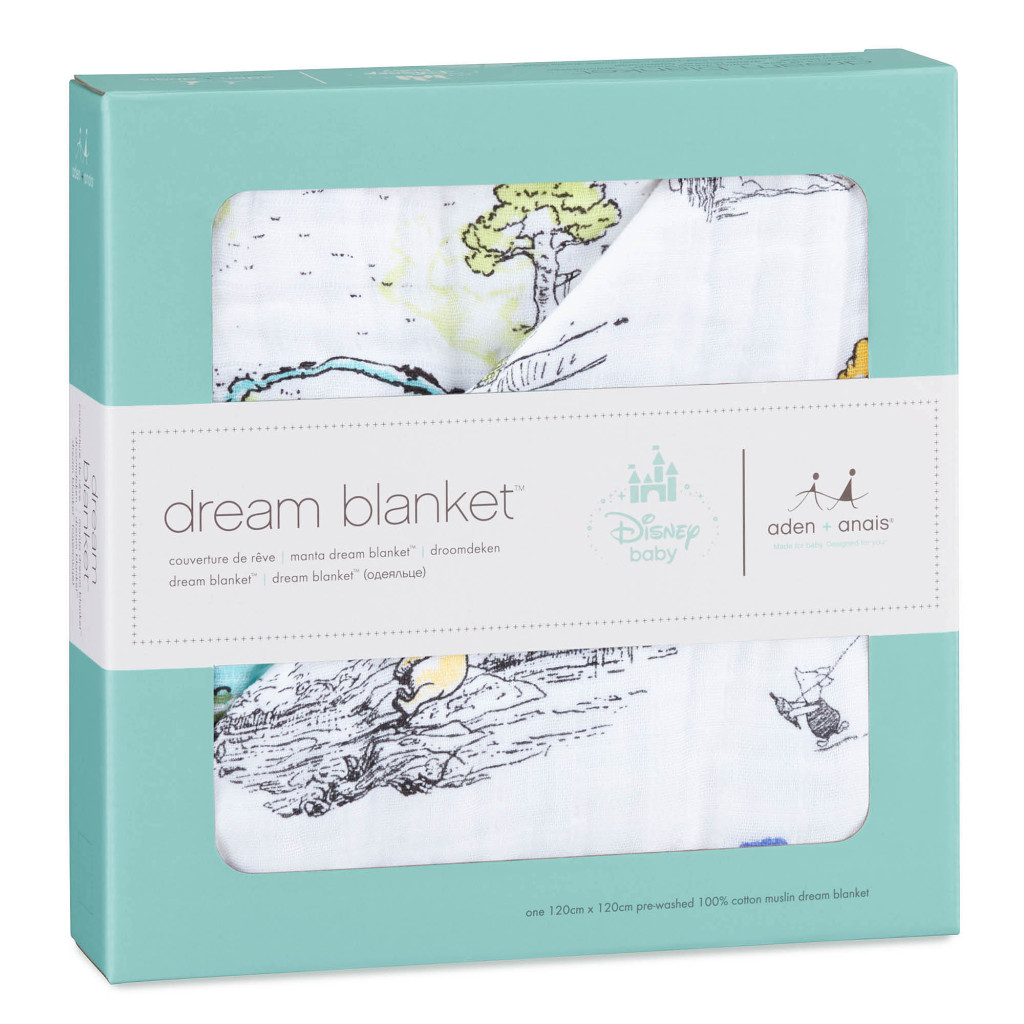 Disney (boutique) dream blanket Winnie