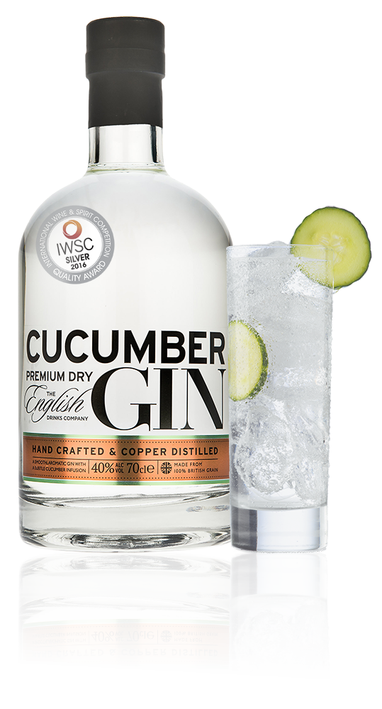 Cucumber-Gin-70cl-Bottle-and-Glass-Award