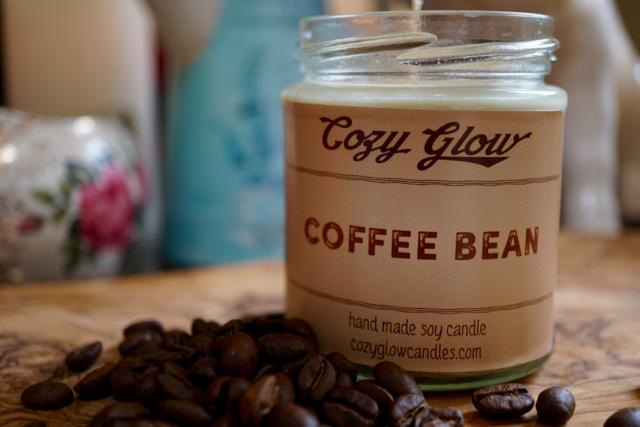 Coffee Bean 6.8 ounce Jar